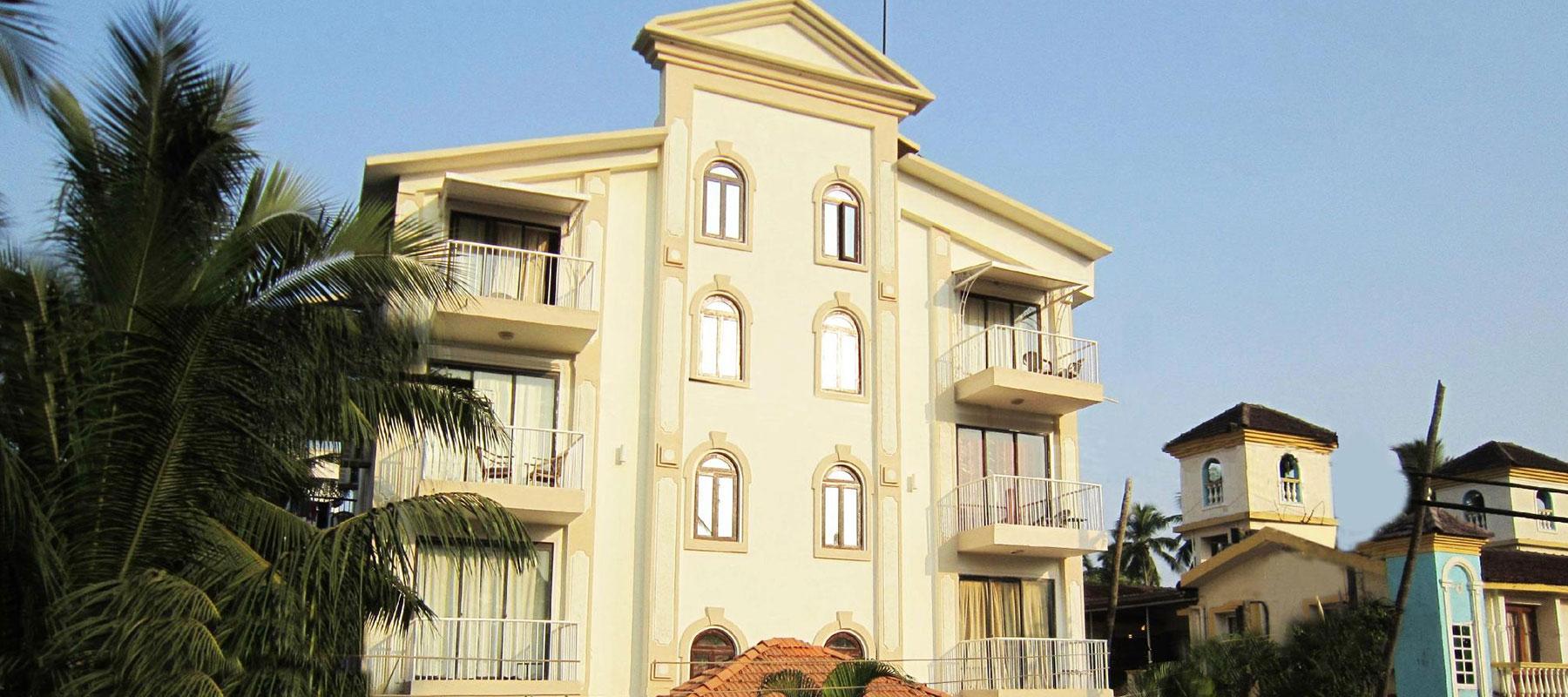 Book Online Budget 2 Star Hotel Near Calangute Beach Goa Rahi